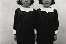 Diane Arbus / (1923 – 1971) American photographer and writer noted for photographs of marginalized people—dwarfs, giants, transgender people, nudists, circus performers —and others whose normality was perceived by the general populace as ugly or surreal.