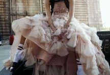 Tulle Skirts / tulle flowy romantic skirts