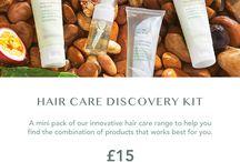 Natural Hair Care - Tropic
