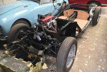 MGA Roadsters and Coupes