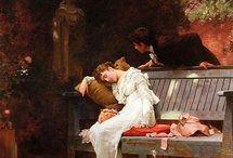 pintura britanica romantic