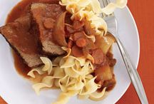 slow cooker / by Sarah Palfrey