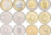 Monnaie hongroise