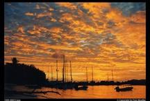 Seychelles - La Digue - Sunsets