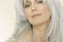Gorgeously Going Gray . . .