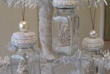 Christmas crafts / by Debbie Flaquer
