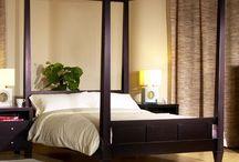 Bedroom ideas / by Jill Gessner
