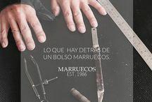 Marruecos 1986 SS2016 / MARRUECOS COLOMBIAN LEATHER 1986 Accesorios en cuero, Bolsos y Maletines, Billeteras y Monederos, Calzado, Cinturones, Chaquetas y Abrigos.
