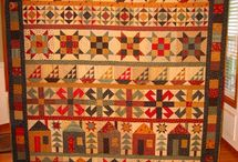 Row By Row / Row Quilts