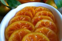 mandalina reçeli