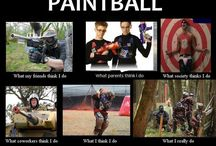 Paintball is amazing