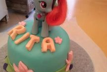 My Little Pony Cake / My Little Pony Cake