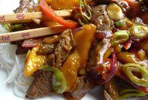 Rundvlees gerechten