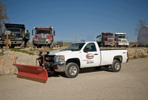 Snow Removal / We know that Iowa weather can be unpredictable, but you and your business can always count on Speck USA snow removal services to be just the opposite. We have over 25 years of commercial snow removal experience in the Greater Des Moines area.