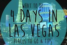 Things to do in Las Vegas / The best advice to get the most out of your Las Vegas Vacation