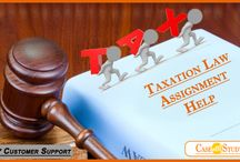 Taxation law assignment helps