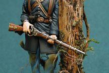 Soldatini / Miniature