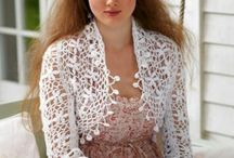 crocheted patterns for ladies tops bolera