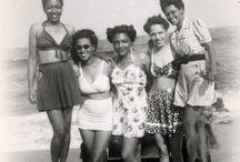 Fashion & Lifestyle of '40s