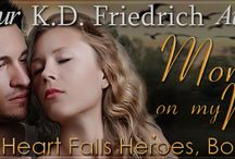 Morrison on my Mind Book 3 The Heart Falls Heroes Reviews
