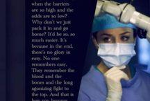 Bacame a doctor