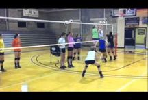 Volleyball / by Alisa Cox