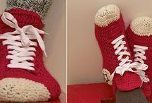 Adidasy/skarpety dla dorosłych