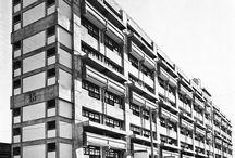 Edificio de viviendas hurami / Tokio 1958