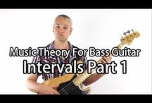 Music Theory For Bass - Talkingbass Lessons / These lessons are a step by step to the study of music theory