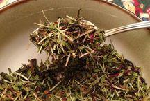 Tea ideas / Blends