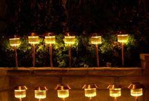 Outdoor Décor - Landscape Lighting