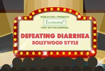 Defeating Diarrhea Bollywood style! / Did you ever wonder how your favourite Bollywood characters would deal with diarrhea?  Presenting 'Defeating Diarrhea- Bollywood Style,' our take on diarrhea with a filmy twist! #Econorm