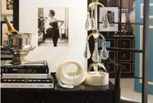 Black, White and 50 Shades of Gray Decorating / by The Antiques Diva - Toma Clark Haines