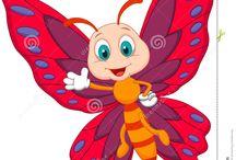 transfer - butterfly