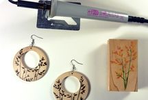 wooden jewerly ideas