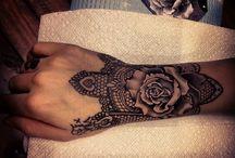 tattoo poignet