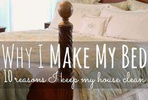 Homemaking / Tips and tricks for homemaking