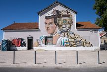 Streetart - Lisbon