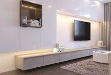 Hidden spaces - Living room