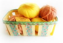 DIY Miss Happy Rose / Pictures of my projects : knitting, homemade decor and workshop organization