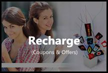 Recharge / Recharge for your mobile and DTH and use the latest coupons to get cashback and discounts.