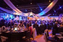 Non-Profits at Cendera Center / Events held at Cendera Center (Sedona Productions' venue) in association with non-profits.