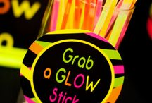 Neon Party Ideas / Thinking of throwing a neon party for your birthday or other special occassion? Here are a few great ideas! Food, decor, party supplies, DIY... You name it. Use this board to be inspired to host your own Neon Party!