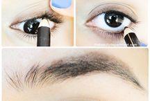 EyeMakeup and Hair