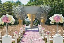 Stunning Ceremony Aisles / by Andrea Freeman Events