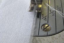 DIY ~ Sewing Tips