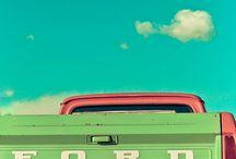 Classic Ford / Ole skool