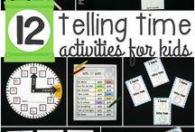 Time activities prep