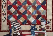 Quilts ~ Americana / by Anna Quilting & Wool
