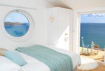 Bedroom beach house
